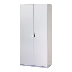 Johnson Flat Panel Wardrobe Cabinet