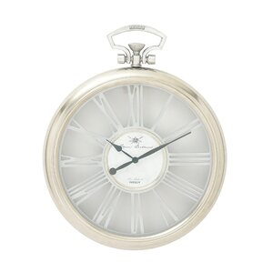 Daniel Round Oversized Wall Clock