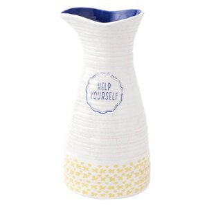 Zoe Pitcher by Hallmark Home & Gifts