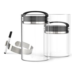 Evan 5-Piece Food Storage Container Set (Set of 2)