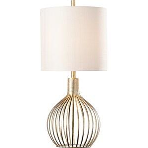 """Hattie  Metal 31"""" H Table Lamp"""