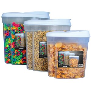 3-Piece Food Storage Set