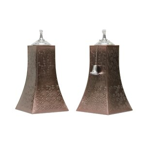 June Tabletop Torch in Monet (Set of 2)
