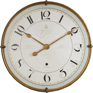 Camille Round Oversized Wall Clock