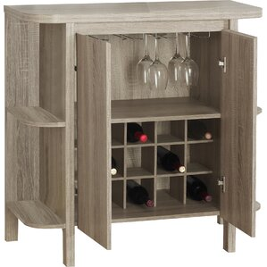 Castellano Bar with Wine Storage