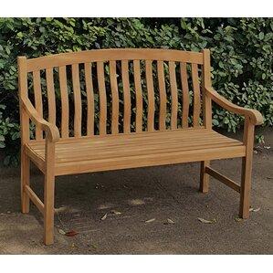 Simmons Teak Garden Bench