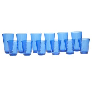12-Piece Darcy Drinkware Set