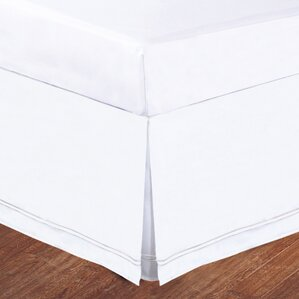 Barletta Tailored Microfiber Bedskirt