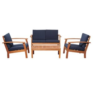 4-Piece Austin Patio Seating Group