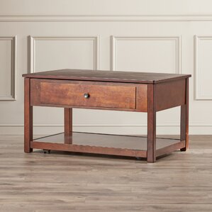 Eastin Coffee Table with Lift Top  by Darby Home Co®