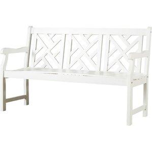 Collins Acacia Garden Bench