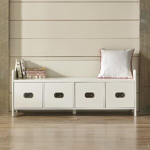MIchelle 4-Drawer Storage Bench