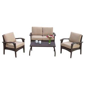 4-Piece Larson Patio Seating Group