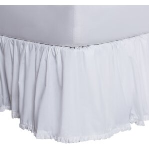 Peyton Cotton Bed Skirt