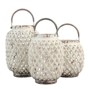 3-Piece Jolie Lantern Set
