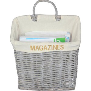 Tamerson Magazine Basket