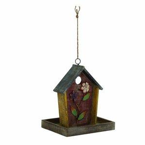 Dillon Hanging Birdhouse