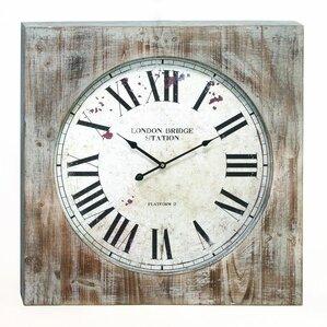 Brenda Square Wall Clock