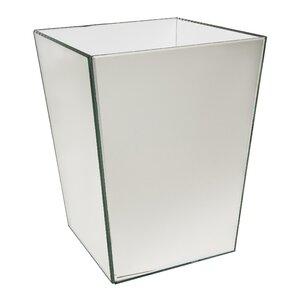 Crystal Waste Basket