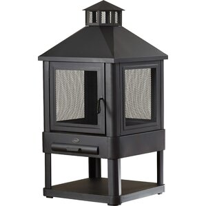 Macy Outdoor Fireplace