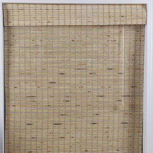 Darius Bamboo Roman Shade