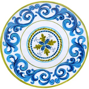 Georgia Melamine Dinner Plate (Set of 6)