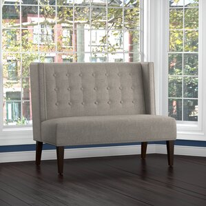 """Perry 53"""" Settee"""