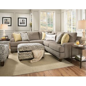 """Sterling 157"""" Sectional"""