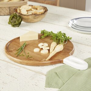Malone Round Cheese Board