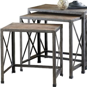 3-Piece Napoli Nesting Table Set