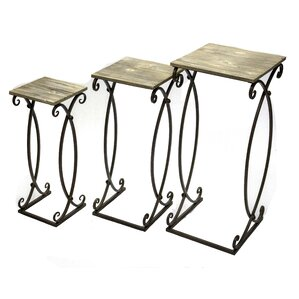 Jayde Plant Stand (Set of 3)
