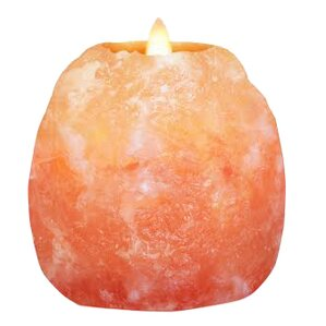 Himalayan Salt Candleholder (Set of 2)