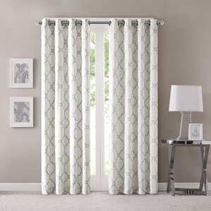 Winnie Single Curtain Panel