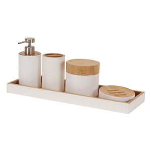 6 Piece Elana Bathroom Set