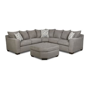 Simmons Upholstery Daisy Sectional