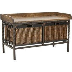 Carmella Storage Bench