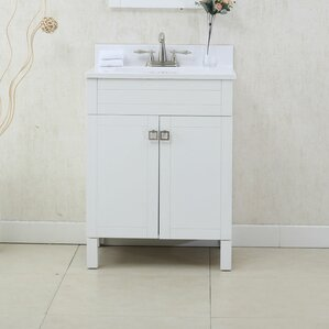 bill 24 single bathroom vanity set