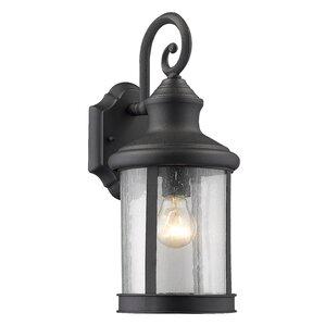 Herkimer 1-Light Outdoor Wall Lantern
