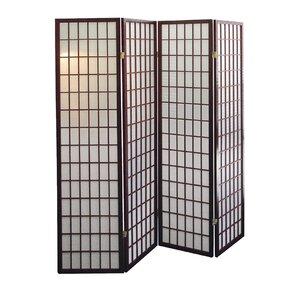 Fuhrman 4-Panel Room Divider