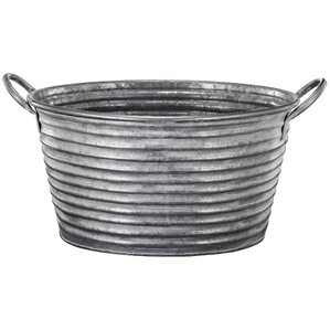 Wendy Zinc Pot Planter