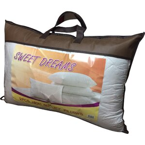Classic Bed Pillow (Set of 2)