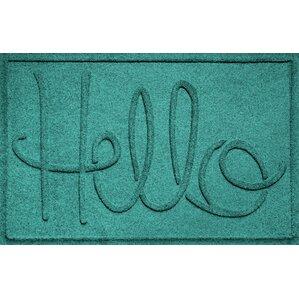 Aubrielle Hello Doormat