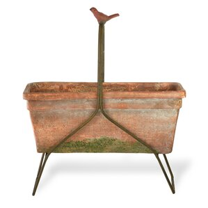 Williams 2-Piece Terracotta Planter Box Set
