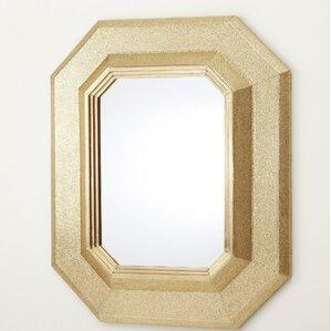 Ascher Brass Metal Mirror