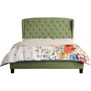 Farnum Upholstered Panel Bed