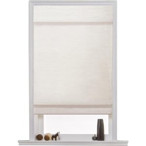 Namibia Jute Privacy Roman Shade