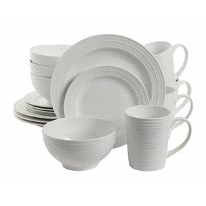 16-Piece Beverly Dinnerware Set