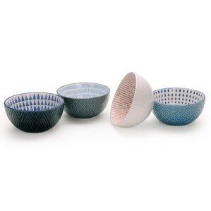 Richter 4-Piece Bowl Set