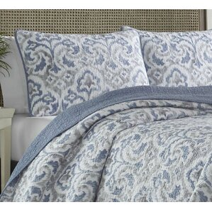 Cape Verde Verde Reversible Quilt Set
