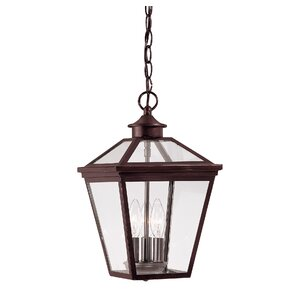 Colchester 3-Light Outdoor Hanging Lantern